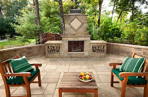 techo bloc pavers and walls center of va