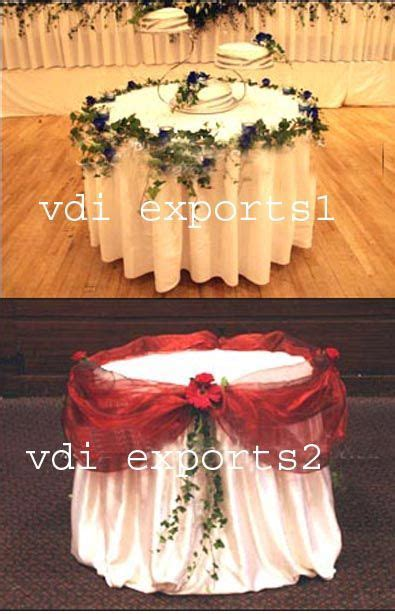 Best 25  Table covers ideas on Pinterest   Wedding table