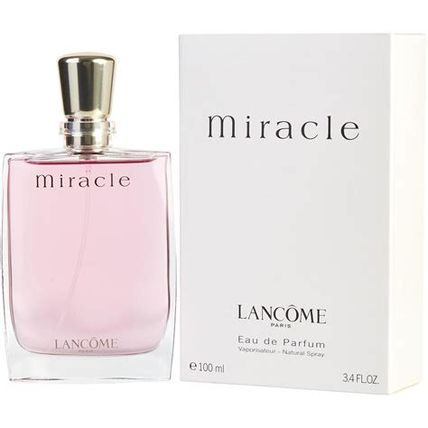 lancome miracle tester edp 100ml spray tester momolove