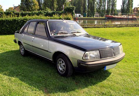 La Renault 18 Serie 1983 1984 8 232 Me Rohan