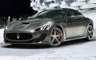 Maserati Granturismo 2015 2015 Maserati Granturismo Sport Latescar