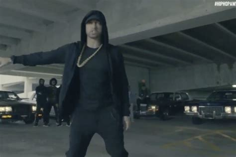 eminem unleashes on donald trump in new song quot no favors eminem donald tump freestyle rap diss track ok magazine