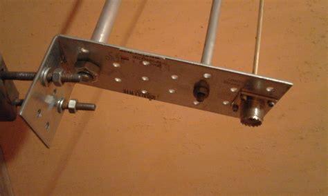 membuat antena tv j pole antena j pol 2m 70cm użycie dw 243 ch typ 243 w metali
