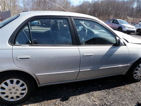 2001 toyota corolla le quality used oem replacement parts