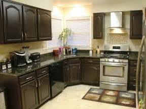 dark kitchen cabinets ideas kitchen the right ideas for the dark painted kitchen