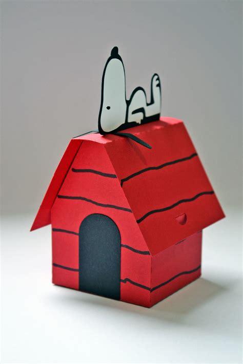 snoopy casa caixa casinha do snoopy scrap no elo7 emotion festas