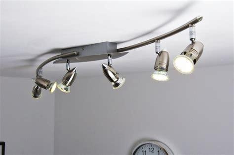 faretti moderni da soffitto plafoniera faretti led metallo ladario da soffitto