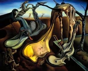Draped Meaning Spider Of The Evening 1940 By Salvador Dali