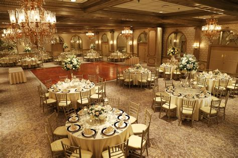 wedding ballrooms in new jersey 2 the glynallyn ballroom at the hotel morristown nj