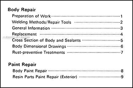 supplements 2 door 1997 2000 honda civic repair shop manual supplement