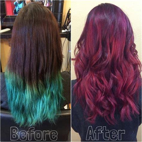 purple color corrector color correction regal purple modern salon