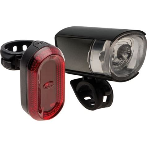 Bell Bicycle Lights by Bell Lumina Led Bicycle Light Set Academy