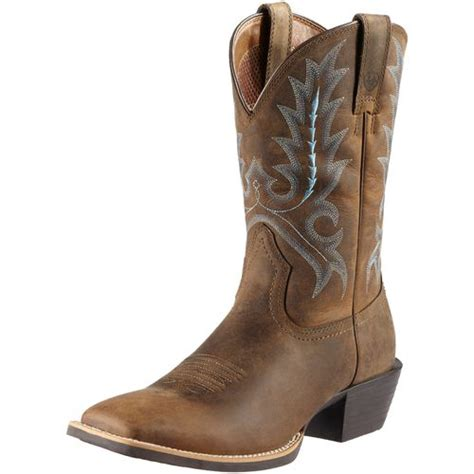 academy sports mens boots ariat s sport outfitter boots academy