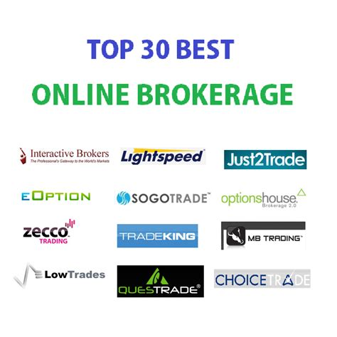 best brokerages best brokerages brokerages day trading articles