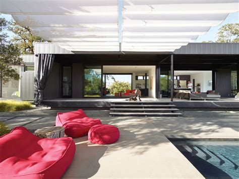 low maintenance house design modern low maintenance house california vacation retreat