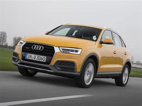 Audi Q3 Crash Test by El Nuevo Audi Q3 Es Top Safety Iihs Autocosmos