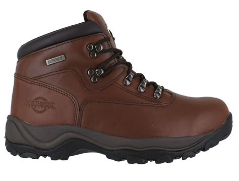 Sepatu Boot Original Azcost Hiker Safety Boot Leather Sued V2 Promo mens northwest inuvik leather trail hiking walking lace up boots sizes 7 to 12 ebay