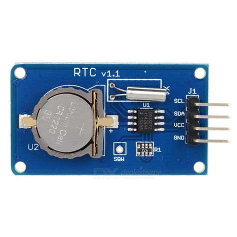 Tinny Rtc Ds1307 By Akhi Shop rtc v0 9b ds1307 real time clock module for arduino