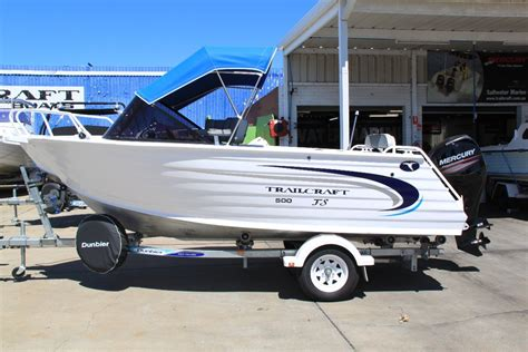 runabout boat wa new trailcraft 500 runabout trailer boats boats online