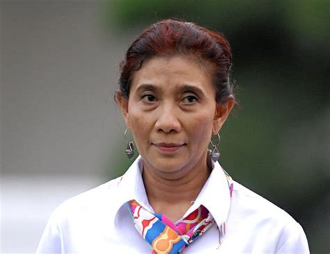 tattoo susi menteri kelautan susi pudjiastuti from being inspiration of manga comic
