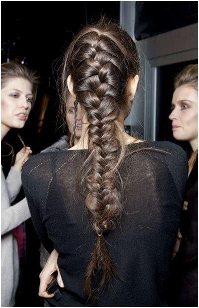 french choti hairstyle hair bangs braids