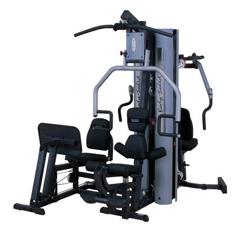 solid g9s two stack the bench press home gyms