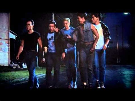 outsiders coppola s new version starring rob lowe read this an interview with s e hinton as the outsiders