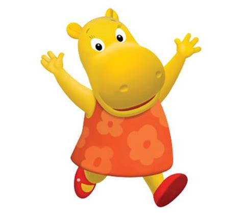 Backyardigans Hippo The Hippo