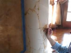 Faux Granite Painting - faux marble paonazetto marble columns by marc potocsky 2012 ct ny youtube