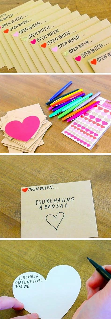 Handmade Gifts For Him Ideas - 25 best valentines ideas for on diy