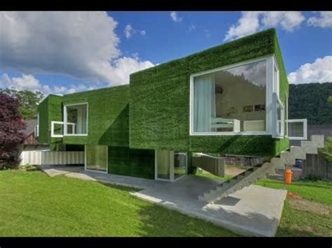 10 Green Home Design Ideas by Green Home Design Ideas Eco House