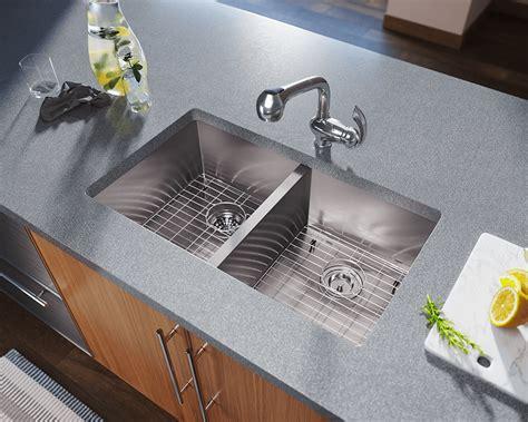 33x22 stainless steel kitchen sink kit with faucet kitchen sink besto