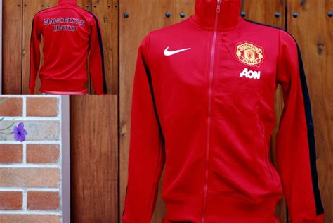 Jersey Jacket Grade Ori grosir jacket bola grade ori sansino sport grosir