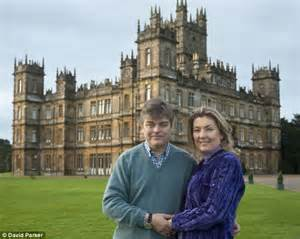 downton abbey house how itv s hit show saved the real downton abbey visitors surge funds repairs at
