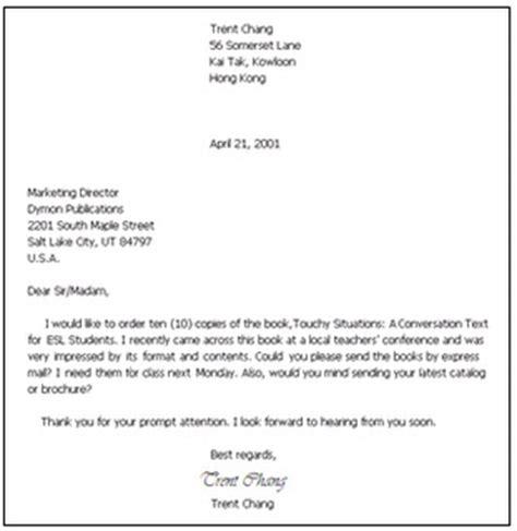 Business Letter Adalah the episode business letter revisi1