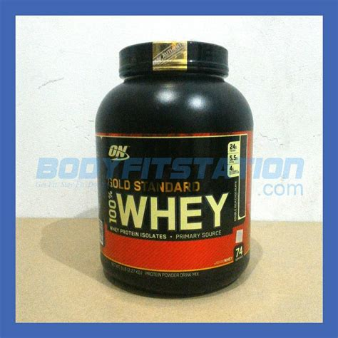 Suplemen Optimum Nutrition Jual Optimum Nutrition Gold Standard 100 Whey 5 Lbs 5lb