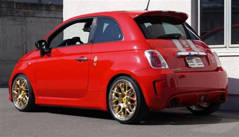 fiat 500 tributo felgen tuningblog eu new post has been published on der tuning