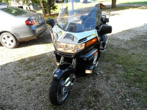 Sparepart Honda Gl Pro Black Engine black 1998 honda goldwing gl 1500 se in for sale on 2040 motos