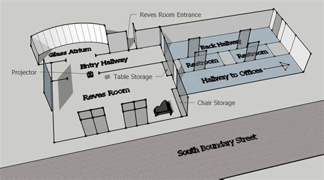 draw a room to scale online reves room diagram william mary