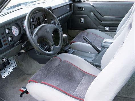 1985 Mustang Gt Interior by M5lp 0703 04 Z 1985 Mustang Gt Esco Back View 2 Photo