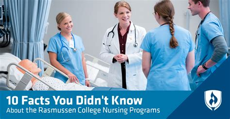 Nursing School Blogs - 10 facts you didn t about the rasmussen college