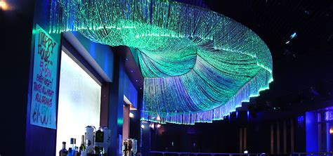 Diy Fabric Chandelier Engineering Hub All Posts Tagged Awesome Fiber Displays