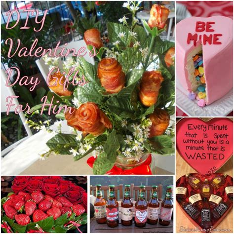 best mens valentines gifts top 5 diy s day gifts for best