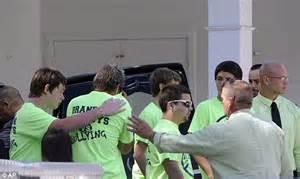 sedwick mourners wear anti bullying t shirts