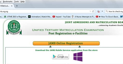 Waec Attestation Letter Jamb Eligibility Status How To Check Yours Photos Jamb Profile Original Result Admission