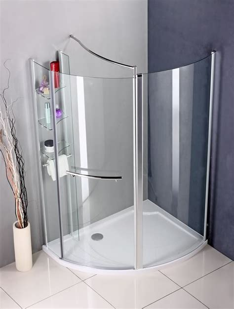 In Shower by Walk In Shower Pivot Shower Enclosure Aica Bathrooms