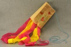 Paper Bag Kite Craft - paper bag kites