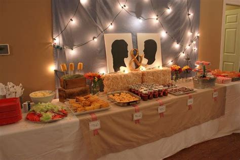 couples wedding shower food ideas 2 22 best images about a shower for couples on