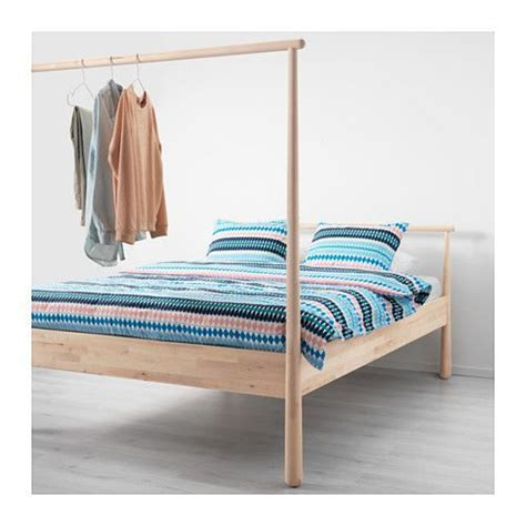 ikea gjora bed gj 214 ra bed frame birch ikea bed frames queen and mattress