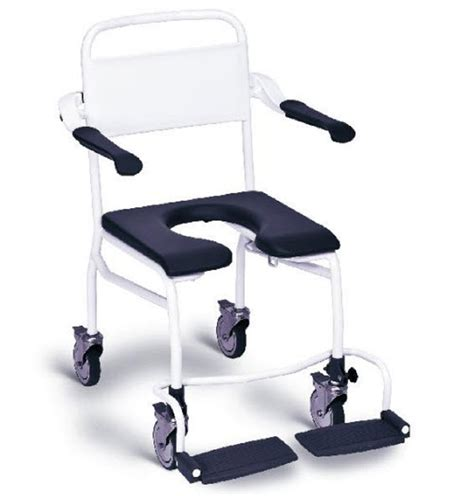 special needs bath chair with wheels handicare mobile shower and toilet chair